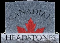 Canadian Headstones
